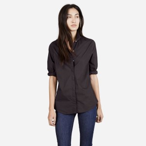 The Poplin Long Sleeve – $60